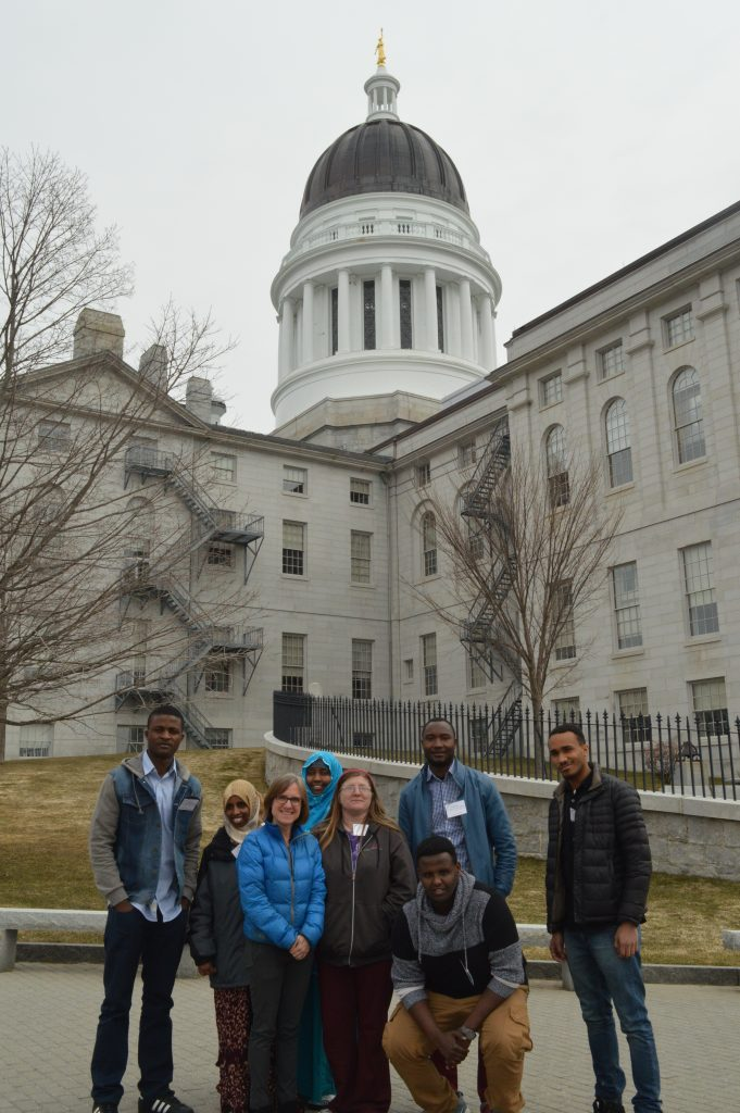 History Classes Visit Augusta